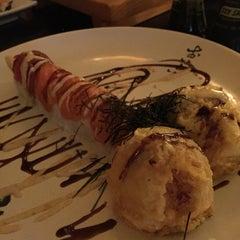 Photo taken at Sushi Yaro by Adrian L. on 4/24/2015
