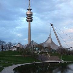 Photo taken at Olympiastadion by OneGiraphe on 4/19/2013