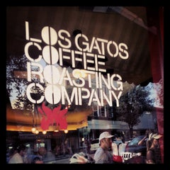Photo taken at Los Gatos Coffee Roasting Co. by Len B. on 7/4/2013