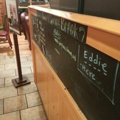 Photo taken at Caribou Coffee by Dustin B. on 3/7/2013