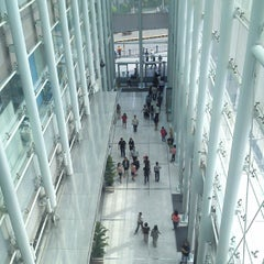Photo taken at RCBC Plaza by Karl Edmund S. on 10/17/2013
