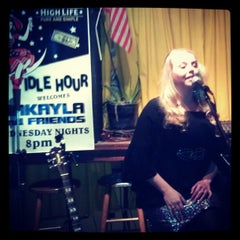 Photo taken at Bobby's Idle Hour Tavern by 1680PR on 10/31/2012