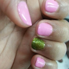 Photo taken at Regal Nails by Chantel S. on 1/27/2013