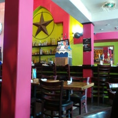 Photo taken at Prickly Pear Taqueria by Joel J. on 7/19/2013