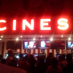 Photo taken at Cines Unidos by Lino on 1/8/2013