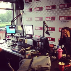 Photo taken at WILD FM Hitradio HQ by Lucas D. on 8/21/2013