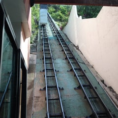 Photo taken at Funicular Panorámico by Daniel T. on 7/28/2013
