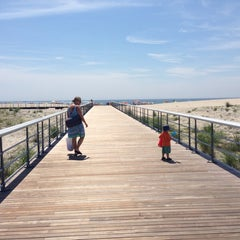 Photo taken at Robert Moses State Park - Field 5 by Jaime S. on 7/27/2013
