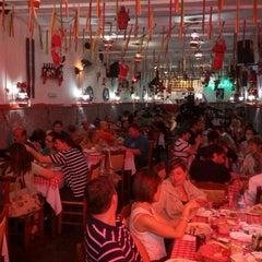 Photo taken at Cantina Lazzarella by Márcio M. on 12/22/2012