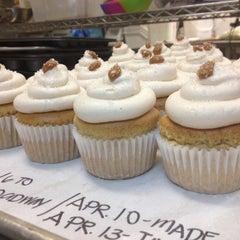 Photo taken at Bonchaz Bakery Cafe by Steph S. on 4/10/2013