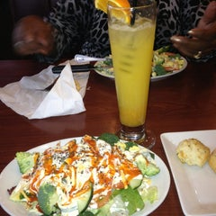 Photo taken at Ruby Tuesday by Kirk T. on 4/1/2013