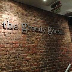 Photo taken at Greedy Goose by Ciaran O. on 9/23/2013