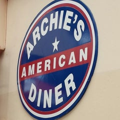 Photo taken at Archie's American Diner by Harvey F. on 3/27/2014