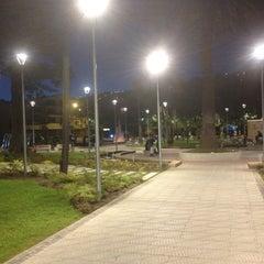 Photo taken at Plaza de Armas Talcahuano by César V. on 11/18/2012