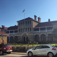 Photo taken at The Perth Mint by David J. on 7/26/2015