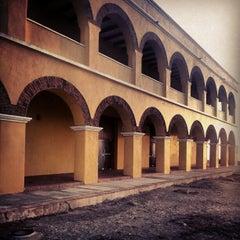 Photo taken at Castillo de Salgar by nomadbiba on 1/31/2013