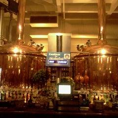 Photo taken at Hofbräuhaus Pittsburgh by Ken H. on 9/29/2012