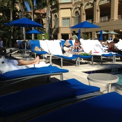 Photo taken at The Ritz-Carlton Resorts of Naples by Gary F. on 1/5/2013