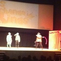 Photo taken at Teatro Variedades by Rake G. on 11/3/2012