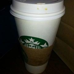 Photo taken at Starbucks by Anthony b. on 9/15/2012