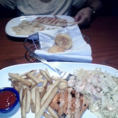Photo taken at Red Lobster by Barbara S. on 6/4/2013