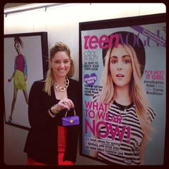 Photo taken at Condé Nast - Teen Vogue by Kelley C. on 2/5/2013