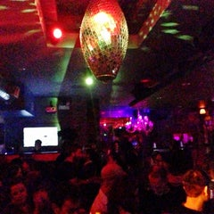 Photo taken at Scarlet by Rob S. on 11/2/2012