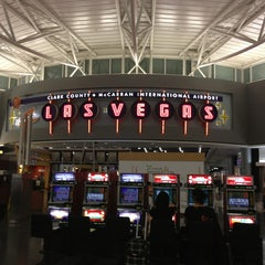 Photo taken at McCarran International Airport by Jennifer F. on 7/16/2013