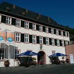 Photo taken at Jugendherberge Kaub by Konrad G. on 7/22/2013