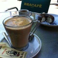 Photo taken at Bracafé by Marina C. on 6/14/2013