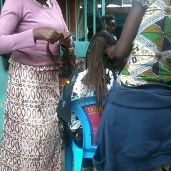 Photo taken at Kenyatta market by Kafoiii on 7/4/2013