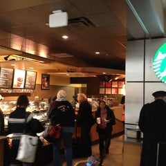 Photo taken at Starbucks by Allen H. on 1/22/2013