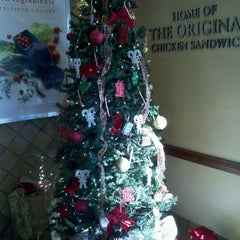 Photo taken at Chick-fil-A by Leah B. on 11/29/2012