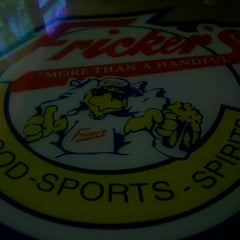 Photo taken at Fricker's by Leah B. on 12/10/2012