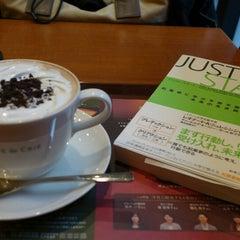 Photo taken at CAFÉ de CRIÉ 道玄坂上店 by yamato k. on 1/5/2014