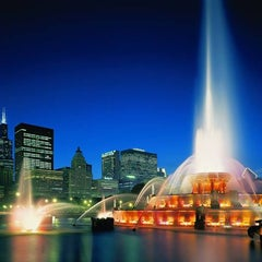 Photo taken at Fairmont Chicago by Benji G. on 4/24/2014