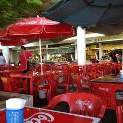 Photo taken at Mercado de Santa Ana by Adan K. on 9/30/2012