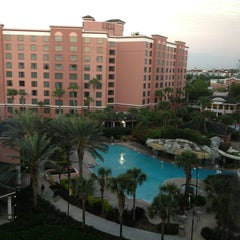 Photo taken at Caribe Royale All-Suite Hotel & Convention Center by Kenichi on 3/11/2013