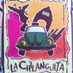 Photo taken at La Chilanguita by Pau R. on 9/23/2012