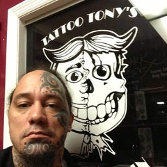 Photo taken at Under My Skin Tat2 by TattooTony R. on 10/19/2012