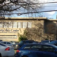 Photo taken at Dougherty Arts Center by John S. on 2/2/2013