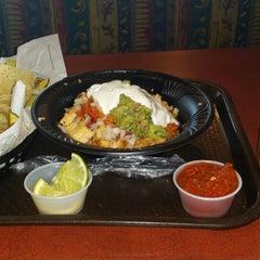 Photo taken at Moe's Southwest Grill by Rakim L. on 7/31/2014