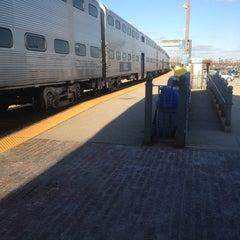 Photo taken at Metra - New Lenox by Vietvet52 on 4/1/2013