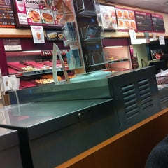 Photo taken at Dunkin' Donuts by Lisa♥ D. on 10/28/2012