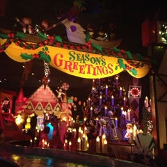 Photo taken at It's a small world by Anthony K. on 12/4/2012