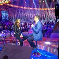 Photo taken at RAI - Radio Televisione Italiana - CPTV Napoli by Michele B. on 6/22/2015