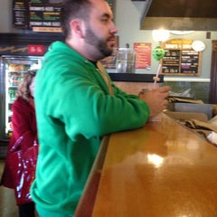 Photo taken at Potbelly Sandwich Shop by Dan . on 11/1/2012