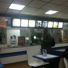 Photo taken at White Castle by DJ Quality on 1/24/2013