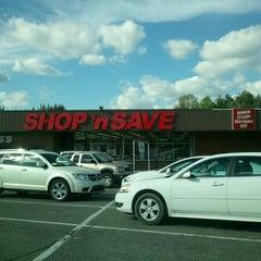 Photo taken at Brownings Shop 'n Save by Jennifer S. on 5/25/2013
