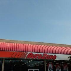 Photo taken at auto zone by Phally B. on 5/24/2014